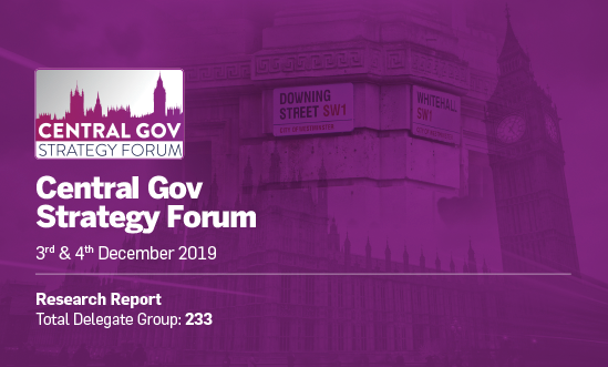 Central Gov Strategy Forum (December 2019) Report