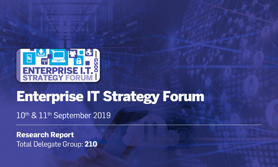 Download Enterprise IT Strategy Forum (September 2019) Report