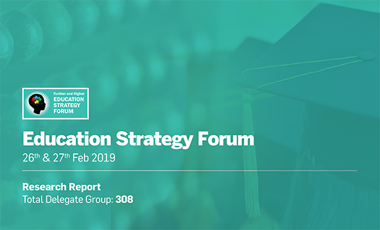 Education Strategy Forum (February 2019)