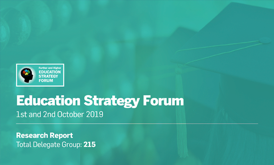 Download Education Strategy Forum (October 2019) Report