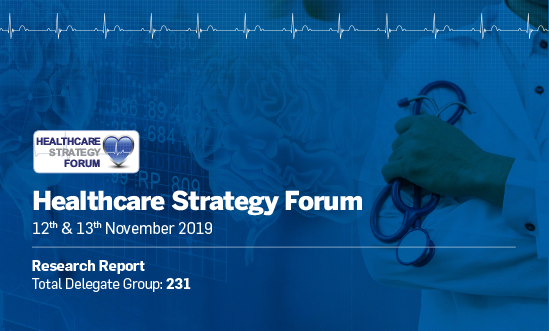 Healthcare Strategy Forum (November 2019) Report