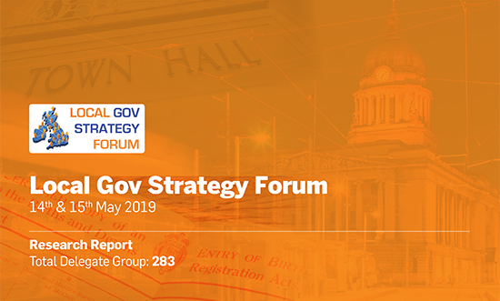 Download Local Gov Strategy Forum (May 2019) Report