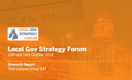 Download Local Gov Strategy Forum (October 2019) Report